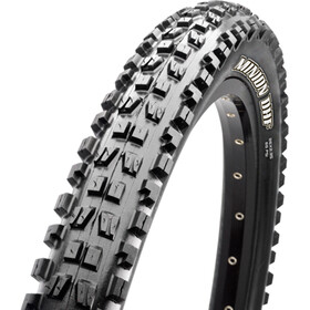 Maxxis Minion DHF+ TLR Folding Tyre EXO Dual black